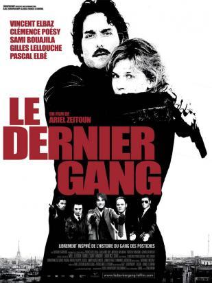 Affiche Le Dernier Gang