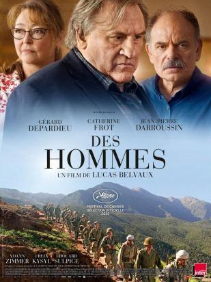 Gerard Depardieu, Catherine Frot, JP Darroussin